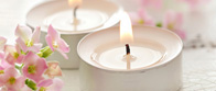 Candles, Scented & Unscented