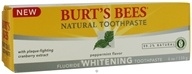 Natural Toothpaste Whitening Fluoride