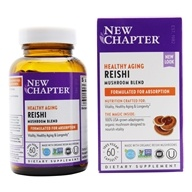 LifeShield Reishi Anti-Aging & Longevity 100% Vegan