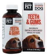 Natural Pet Teeth & Gums For Canines
