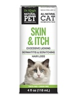 Natural Pet Skin & Itch Irritation For Felines Large