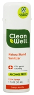 All Natural Hand Sanitizer Alcohol Free