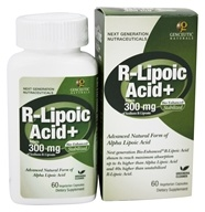 Bio-Enhanced Natural R-Lipoic Acid