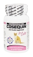 Cosequin - Joint Health Supplement for Cats - 80 Capsules