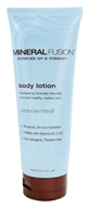 Mineral Fusion - Mineral Body Lotion Unscented - 8 oz.