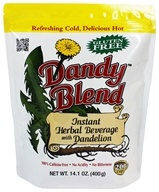 Instant Herbal Beverage with Dandelion