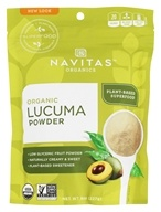 Lucuma Powder Certified Organic
