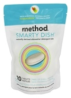 Smarty Dish Dishwasher Detergent Tabs Non-Toxic