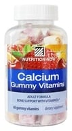 Calcium Adult Gummy Vitamins