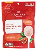 Pomegranate Power Organic Freeze Dried Pomegramate Powder