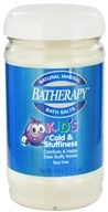Batherapy Natural Mineral Bath Salts Kid's Cold & Stuffiness