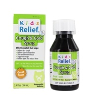 Kids Relief Cough & Cold Syrup