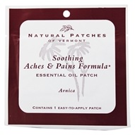 Soothing Aches & Pains Formula Essential Oil Patch