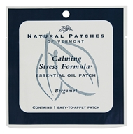 Calming Stress Formula Essential Oil Body Patch