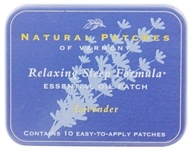 Relaxing Sleep Formula Essential Oil Body Patches