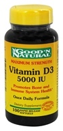 Vitamin D3 Maximum Strength Once Daily Formula