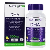 DHA 500 Super Strength Brain Support