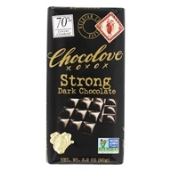 Strong Dark Chocolate Bar