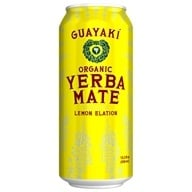 Organic Yerba Mate Lemon Elation