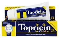 Topricin Pain Relief and Healing Cream For Children