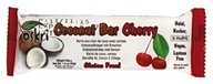 Coconut Bar with Cherry Gluten-Free
