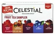 Herbal Fruit Tea Sampler Caffeine Free