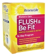 Brenda Watson's Vital Woman Flush & Be Fit 3 Part Kit Plus Probiotcs
