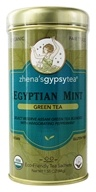 Zhena's Gypsy Tea - Green Tea Egyptian Mint - 22 Tea Bags