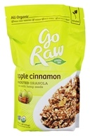 Certified Organic Apple Cinnamon Granola