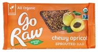 Go Raw - Sprouted Bar Chewy Apricot - 1.8 oz.
