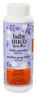 Hugo Naturals - Baby Hugo Baby Powder Talc-Free Unscented - 3 oz.