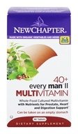 Every Man II 40 + Whole Food Complexed Multivitamin