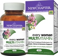 New Chapter - Every Woman - 48 Tablets