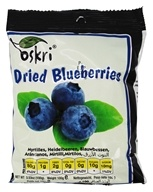 Dried Blueberries Gluten-Free