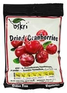 Dried Cranberries Gluten-Free