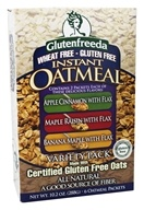 Instant Oatmeal Variety Pack 6 Packets
