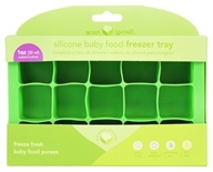 Green Sprouts Silicone Baby Food Freezer Tray 15 x 1 oz. Cubes