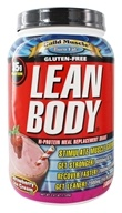 Lean Body Hi-Protein Meal Replacement Shake