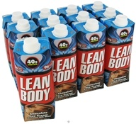 Lean Body Hi-Protein Milk Shake RTD