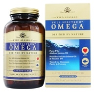 Full Spectrum Omega Wild Alaskan Salmon Oil