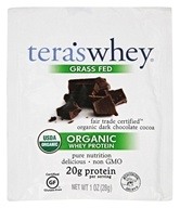 Organic Grass Fed Whey Protein Packet