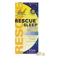 Rescue Remedy Sleep Liquid Melts
