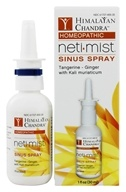 Neti Mist Homeopathic Sinus Spray