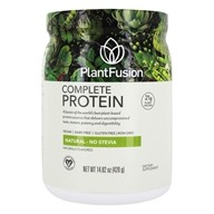 PlantFusion - Nature's Most Complete Plant Protein Lightly Sweetened Unflavored - 1 lb.