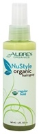 NuStyle Organic Hairspray Regular Hold