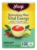 Vital Energy with Organic Peppermint Leaf