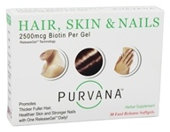 Purvana Hair Skin & Nails