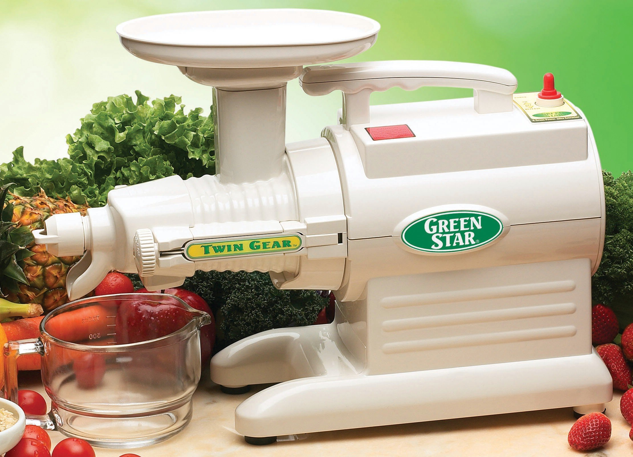 Juicer Green Star Complete Juice Extractor GS-2000