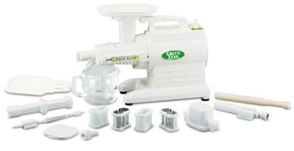 Green Star Deluxe Juice Extractor GS-3000