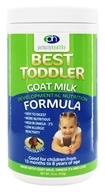 Best Toddler Goat Milk Developmental Nutrition Formula